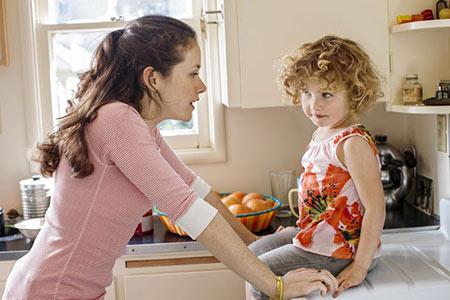 تربیت کودک,روش تربیت کودک تنبیه,روشهای تربیت کودک