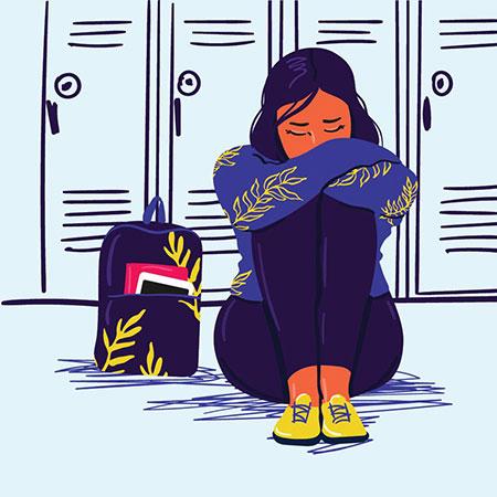 خودکشی نوجوانان,عوامل خودکشی نوجوانان,دلایل خودکشی در نوجوانان