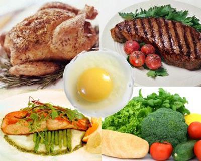 غذاهای مفید برای کم خونی کودکان, غذاهای آهن دار برای کودکان