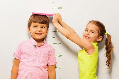 رشد قد کودکان,روش های رشد قد کودکان,غذاهای مفید برای رشد قد کودکان